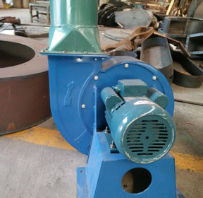 CF(A)型低噪聲離心風機